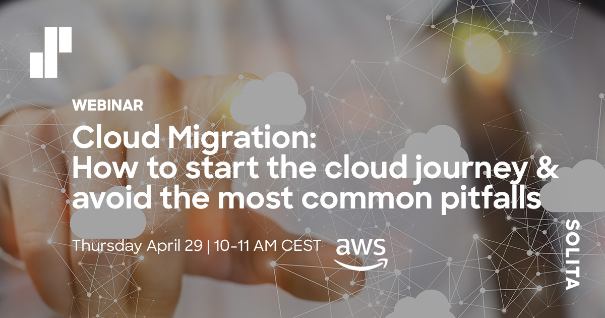 Cloud migration webinar